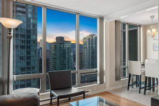 """Photo 4: 2101 1200 W GEORGIA Street in Vancouver: West End VW Condo for sale in """"Residences on Georgia"""" (Vancouver West)  : MLS®# R2624990"""