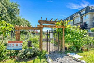 """Photo 38: 220 2110 ROWLAND Street in Port Coquitlam: Central Pt Coquitlam Townhouse for sale in """"AVIVA ON THE PARK"""" : MLS®# R2598714"""