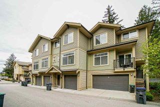 "Photo 1: 45 5957 152 Street in Surrey: Sullivan Station Townhouse for sale in ""Panorama Station"" : MLS®# R2574670"