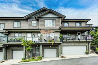 """Photo 1: 40 11176 GILKER HILL Road in Maple Ridge: Cottonwood MR Townhouse for sale in """"Blue Tree Homes at Kanaka Creek"""" : MLS®# R2537490"""