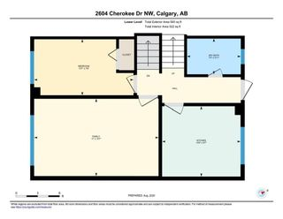 Photo 44: 2604 CHEROKEE Drive NW in Calgary: Charleswood Detached for sale : MLS®# A1019102