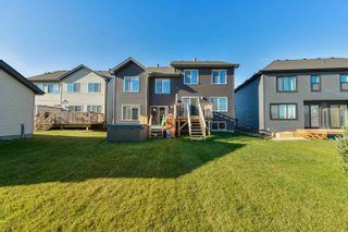 Photo 34: 3809 CHRUSTAWKA Place in Edmonton: Zone 55 House Half Duplex for sale : MLS®# E4265475