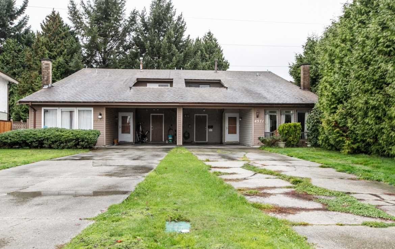 Main Photo: 4571 DALLYN ROAD in Richmond: East Cambie 1/2 Duplex for sale : MLS®# R2352153