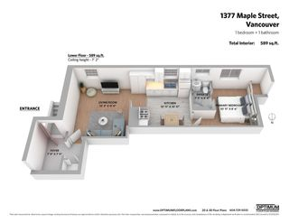"""Photo 17: 1371- 1377 MAPLE Street in Vancouver: Kitsilano House for sale in """"Maple Estates"""" (Vancouver West)  : MLS®# R2593142"""