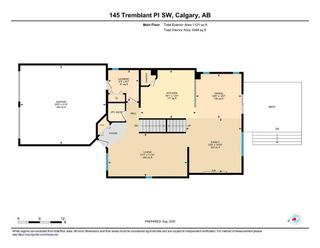Photo 43: 145 TREMBLANT Place SW in Calgary: Springbank Hill Detached for sale : MLS®# A1024099