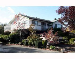"""Photo 1: 5378 WILLOW Place in Ladner: Hawthorne House for sale in """"HAWTHORNE"""" : MLS®# V795164"""