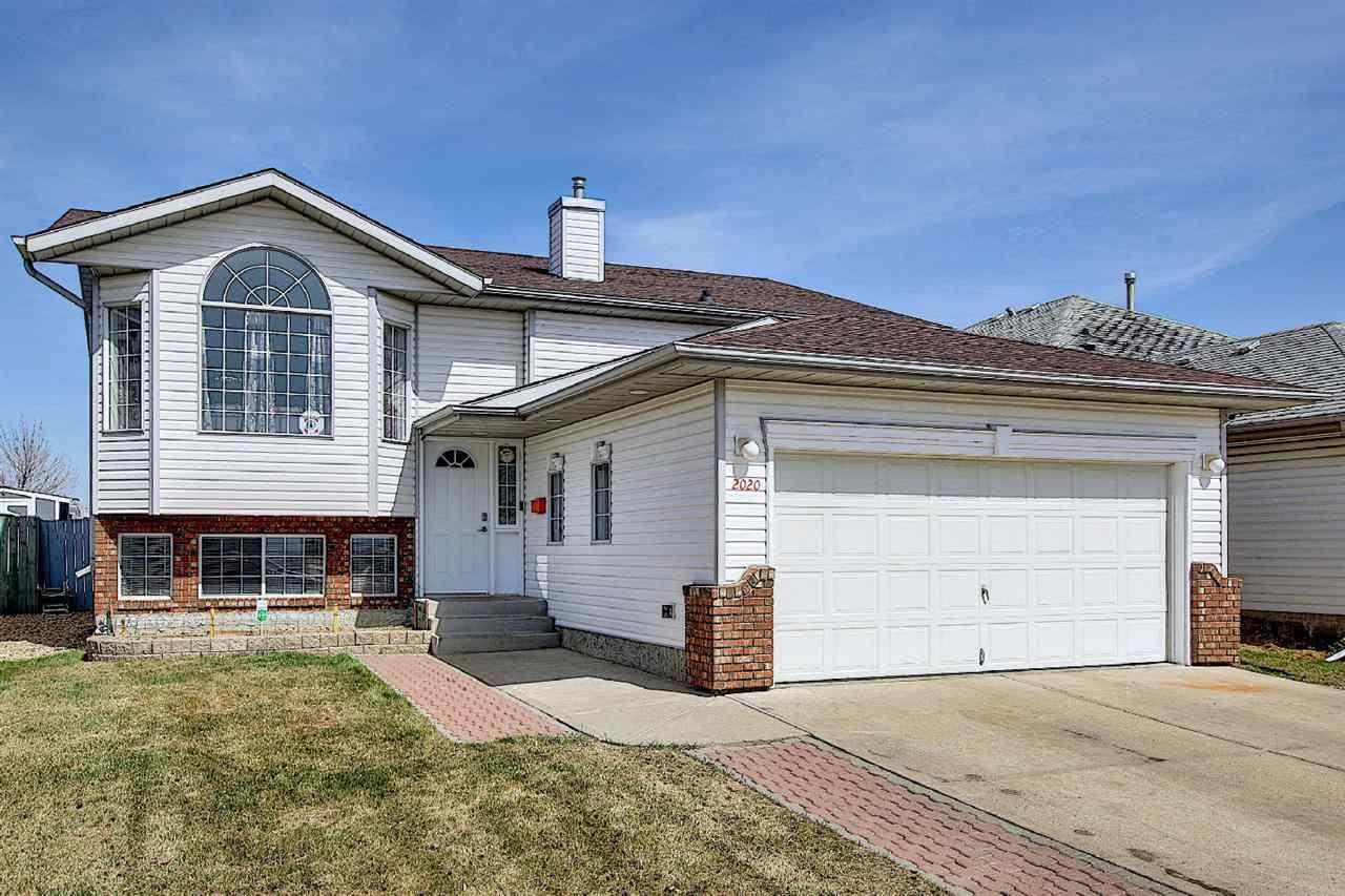 Main Photo: 2020 152 Avenue in Edmonton: Zone 35 House for sale : MLS®# E4239564