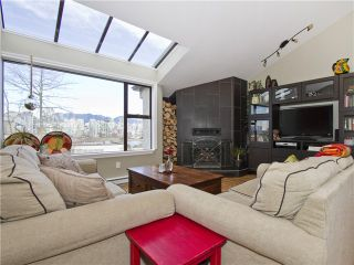 Photo 1: 4 1040 W 7TH Avenue in Vancouver: Fairview VW Townhouse for sale (Vancouver West)  : MLS®# V1047822