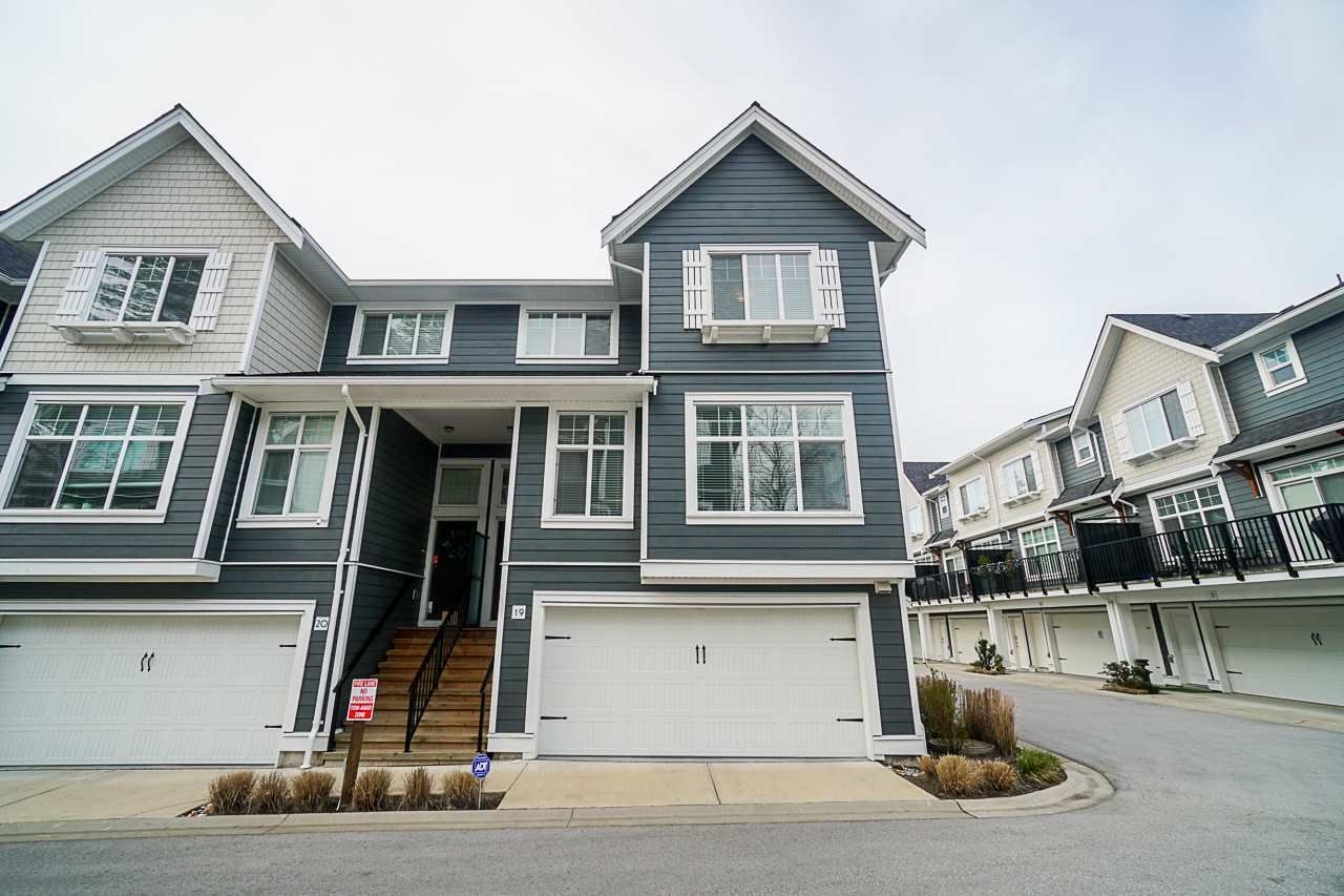 """Main Photo: 19 2239 164A Street in Surrey: Grandview Surrey Townhouse for sale in """"Evolve"""" (South Surrey White Rock)  : MLS®# R2560720"""