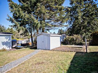 Photo 18: 15 2501 Labieux Rd in : Na Diver Lake Manufactured Home for sale (Nanaimo)  : MLS®# 808195