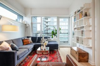 """Main Photo: 710 123 W 1ST Avenue in Vancouver: False Creek Condo for sale in """"THE COMPASS"""" (Vancouver West)  : MLS®# R2619795"""