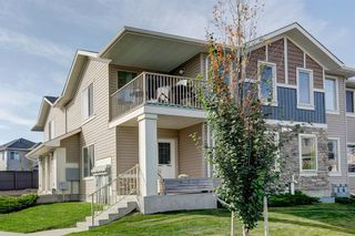 Main Photo: 403 250 Sage Valley Road NW in Calgary: Sage Hill Row/Townhouse for sale : MLS®# A1145773