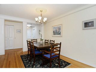 """Photo 4: 302 3088 W 41ST Avenue in Vancouver: Kerrisdale Condo for sale in """"THE LANESBOROUGH"""" (Vancouver West)  : MLS®# V1071301"""
