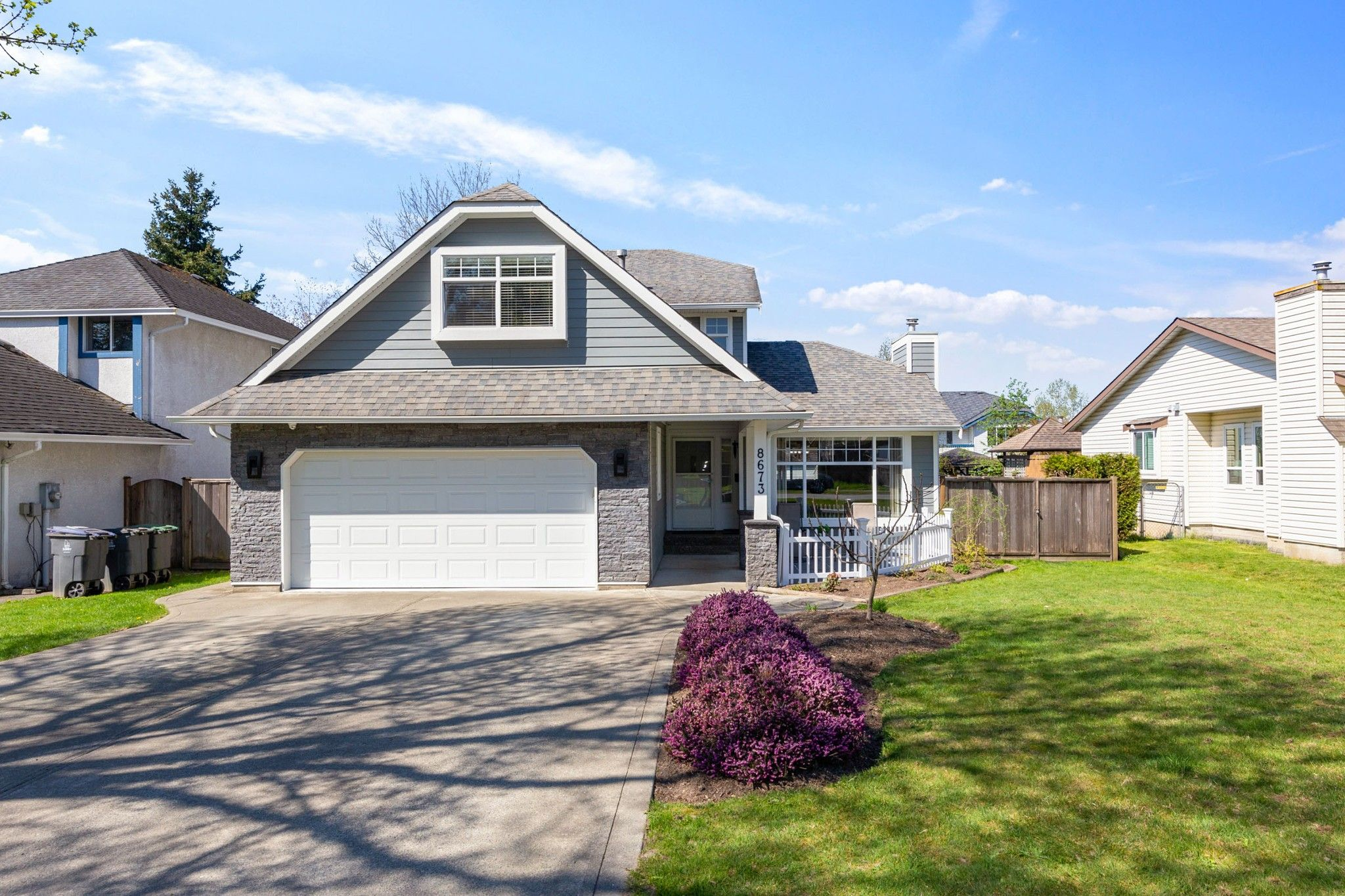 Main Photo: 8673 150 Street in Surrey: Bear Creek Green Timbers House for sale : MLS®# R2568302