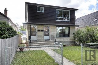 Photo 1: 566 Cathedral Avenue in Winnipeg: Residential for sale (4C)  : MLS®# 1824463
