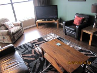 """Photo 3: 1206 615 BELMONT Street in New Westminster: Uptown NW Condo for sale in """"BELMONT TOWERS"""" : MLS®# V833348"""