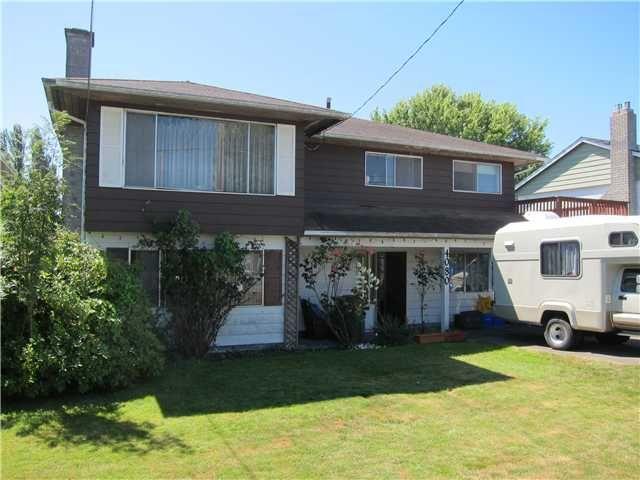 Main Photo: 4080 WILLIAMS Road in Richmond: Steveston North House for sale : MLS®# V1078728