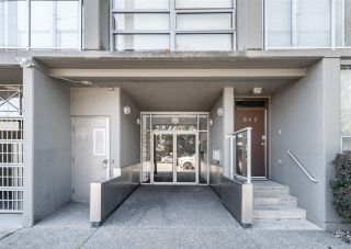 """Photo 3: 202 919 STATION Street in Vancouver: Strathcona Condo for sale in """"Left Bank"""" (Vancouver East)  : MLS®# R2413251"""
