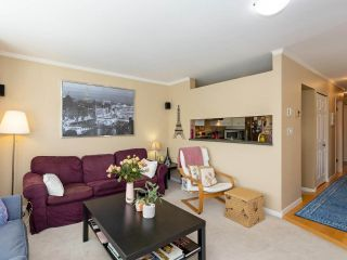 """Photo 4: 202 2355 W BROADWAY in Vancouver: Kitsilano Condo for sale in """"CONNAUGHT PARK PLACE"""" (Vancouver West)  : MLS®# R2464829"""