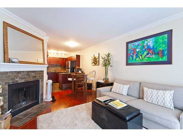 Main Photo: 307 1550 BARCLAY Street in Vancouver: West End VW Condo for sale (Vancouver West)  : MLS®# V974172