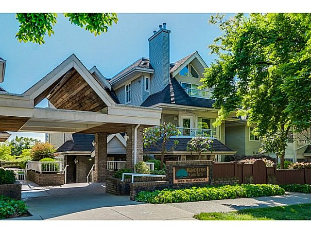 """Main Photo: 212 3628 RAE Avenue in Vancouver: Collingwood VE Condo for sale in """"RAINTREE GARDENS"""" (Vancouver East)  : MLS®# V1124782"""