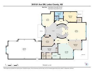 Photo 48: 3019 61 Avenue NE: Rural Leduc County House for sale : MLS®# E4247389