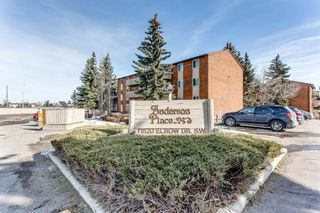 Photo 1: 932 11620 Elbow Drive SW in Calgary: Canyon Meadows Apartment for sale : MLS®# A1077095