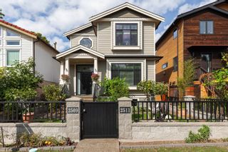 Photo 1: 2509 MCGILL Street in Vancouver: Hastings Sunrise House for sale (Vancouver East)  : MLS®# R2617108