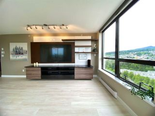 """Photo 3: 2505 2982 BURLINGTON Drive in Coquitlam: North Coquitlam Condo for sale in """"EDGEMONT by BOSA"""" : MLS®# R2588235"""