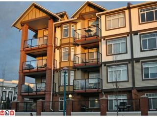 """Photo 1: 219 5650 201A Street in Langley: Langley City Condo for sale in """"PADDINGTON"""" : MLS®# R2054057"""
