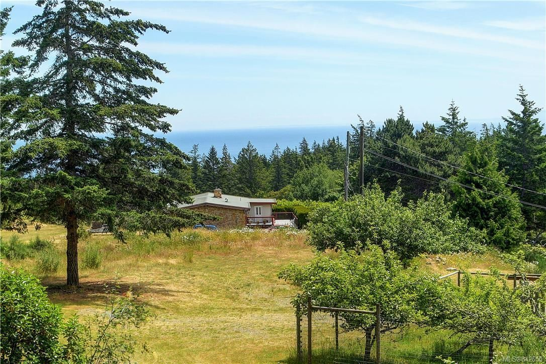 Main Photo: 5046 Rocky Point Rd in Metchosin: Me Rocky Point House for sale : MLS®# 842650
