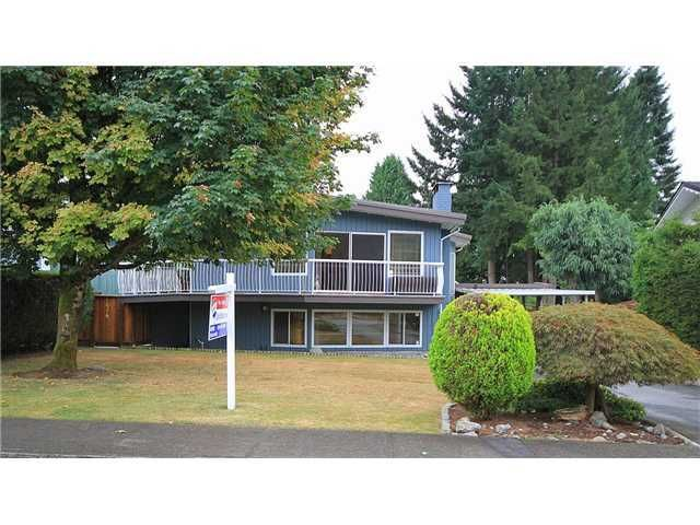 Main Photo: 1138 KERWAN Avenue in Coquitlam: Central Coquitlam House for sale : MLS®# V1026011