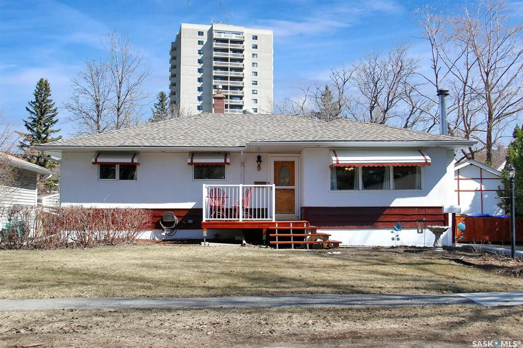 Main Photo: 9 Motherwell Crescent in Regina: Hillsdale Residential for sale : MLS®# SK849035