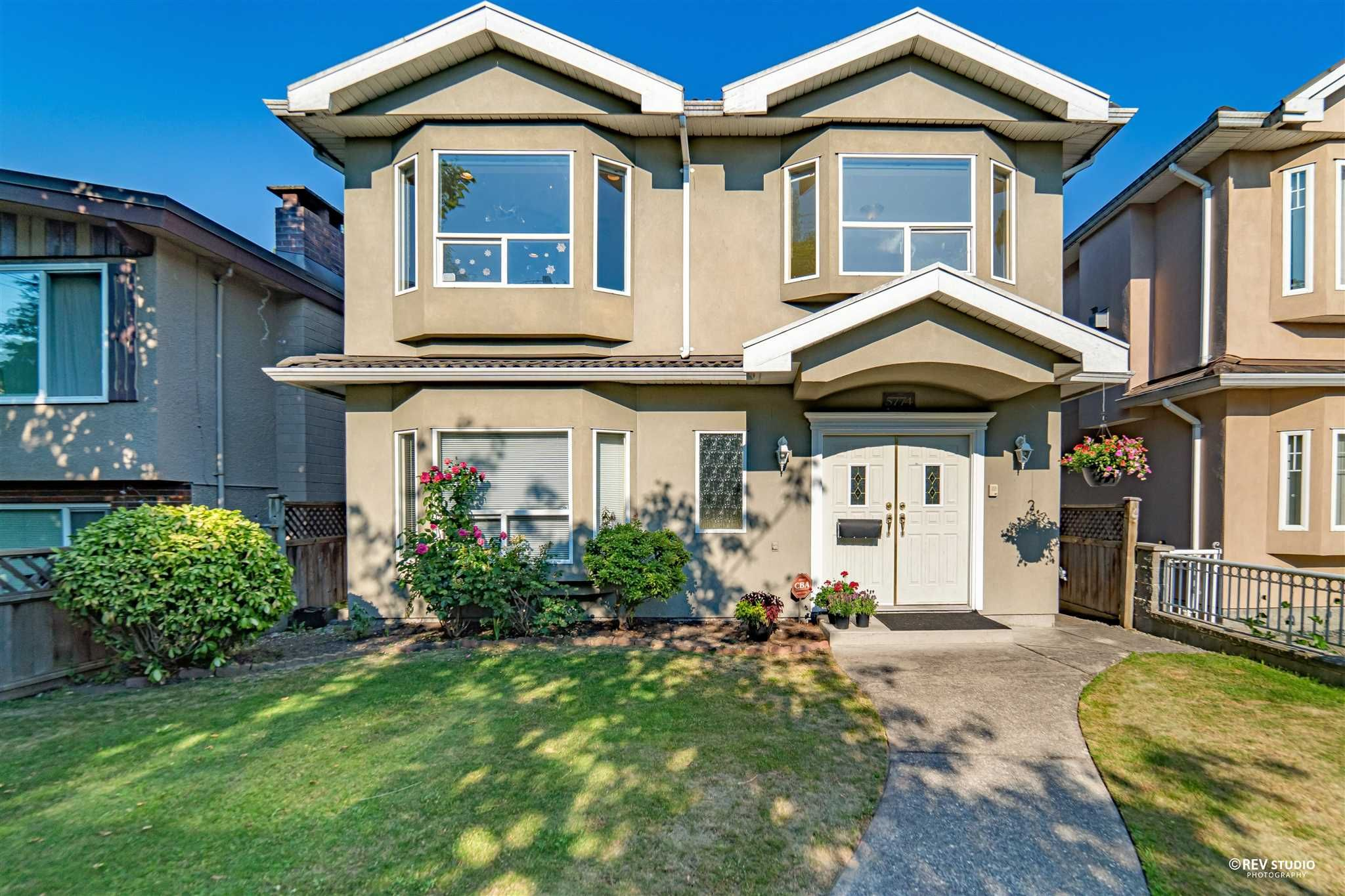 Main Photo: 5774 ARGYLE Street in Vancouver: Killarney VE House for sale (Vancouver East)  : MLS®# R2597238