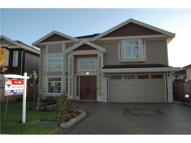 Main Photo: 10800 FINLAYSON Drive in Richmond: Bridgeport RI House for sale : MLS®# V916036