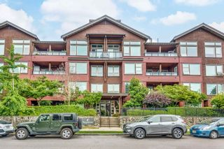 """Photo 1: 206 240 SALTER Street in New Westminster: Queensborough Condo for sale in """"Regatta by Aragon"""" : MLS®# R2602839"""