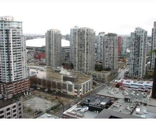 "Photo 10: 2304 1055 HOMER Street in Vancouver: Downtown VW Condo for sale in ""DOMUS"" (Vancouver West)  : MLS®# V798814"