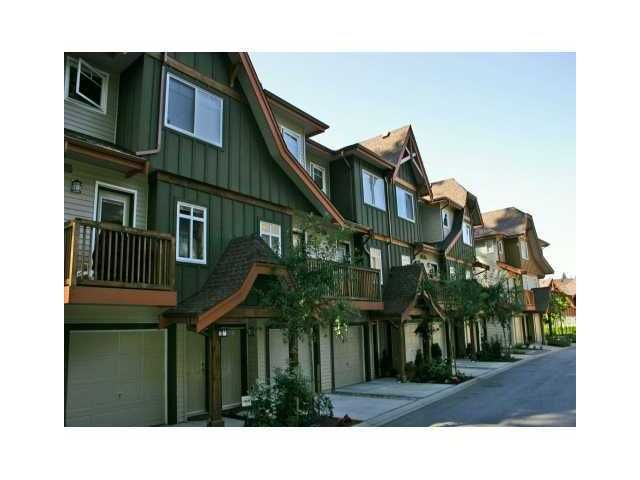 """Main Photo: 106 2000 PANORAMA Drive in Port Moody: Heritage Woods PM Townhouse for sale in """"MOUNTAINS EDGE"""" : MLS®# V962852"""