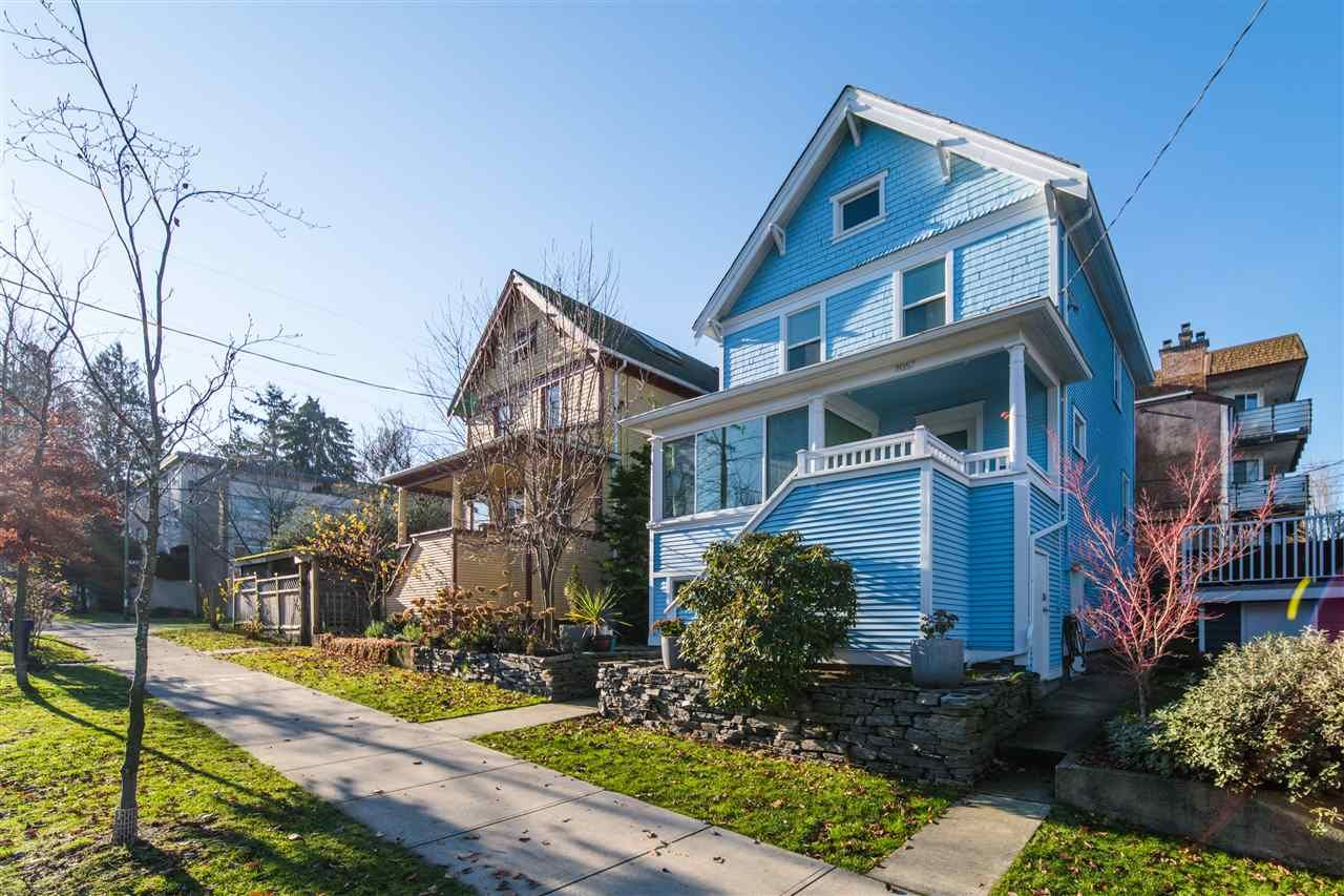 Main Photo: 2057 CYPRESS Street in Vancouver: Kitsilano House for sale (Vancouver West)  : MLS®# R2555186