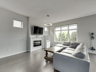 """Photo 3: 14 3400 DEVONSHIRE Avenue in Coquitlam: Burke Mountain Townhouse for sale in """"Colborne Lane"""" : MLS®# R2571443"""