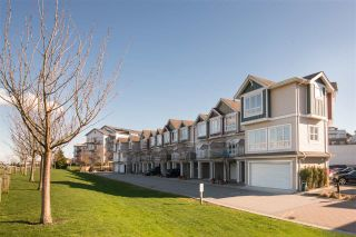 Photo 1: 1 13028 NO 2 ROAD in Richmond: Steveston South Townhouse for sale : MLS®# R2152694