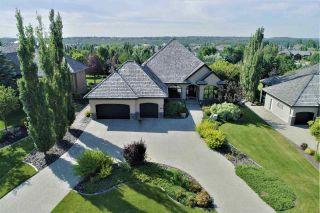 Photo 42: 76 Riverstone Close: Rural Sturgeon County House for sale : MLS®# E4225456