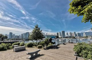 """Photo 33: 501 181 W 1ST Avenue in Vancouver: False Creek Condo for sale in """"BROOK - Village On False Creek"""" (Vancouver West)  : MLS®# R2524212"""