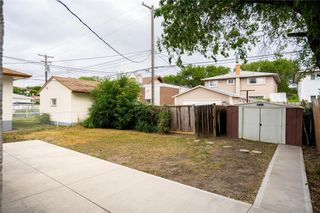 Photo 21: 1039 Talbot Avenue in Winnipeg: House for sale : MLS®# 202116416