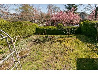 """Photo 3: 3105 ST. CATHERINES Street in Vancouver: Mount Pleasant VE House for sale in """"MOUNT PLEASANT"""" (Vancouver East)  : MLS®# V1116522"""