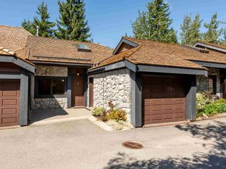 """Main Photo: 3 6101 EAGLE Drive in Whistler: Whistler Cay Heights Townhouse for sale in """"WOODRIDGE"""" : MLS®# R2606222"""