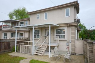 Photo 3: 6488 COLUMBIA Street in Vancouver: Oakridge VW House for sale (Vancouver West)  : MLS®# V1003379