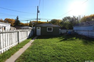 Photo 32: 716 J Avenue South in Saskatoon: King George Residential for sale : MLS®# SK715408