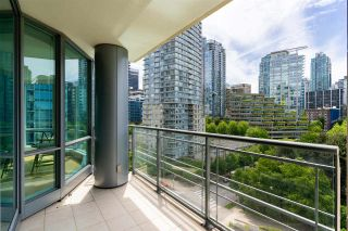 """Photo 19: 803 323 JERVIS Street in Vancouver: Coal Harbour Condo for sale in """"ESCALA"""" (Vancouver West)  : MLS®# R2591803"""