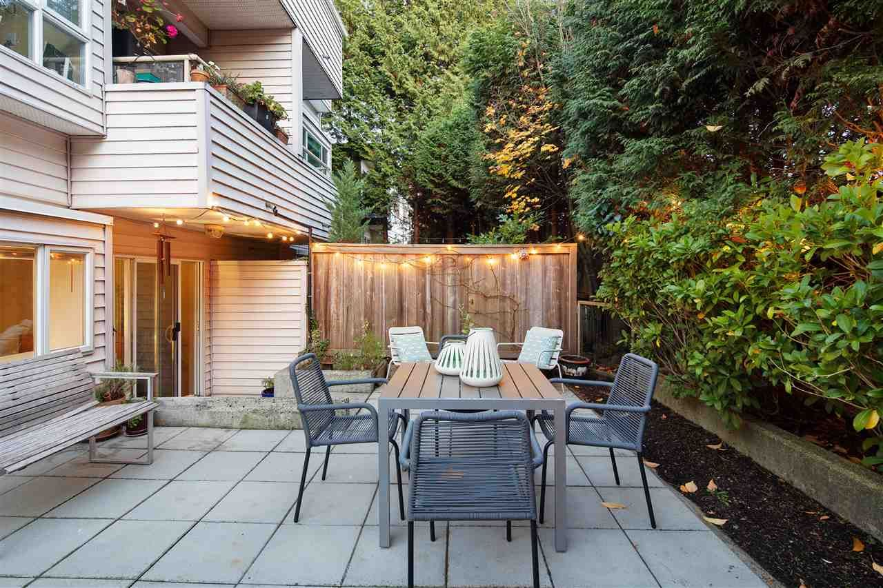 """Photo 20: Photos: 102 788 E 8TH Avenue in Vancouver: Mount Pleasant VE Condo for sale in """"Chelsea Court"""" (Vancouver East)  : MLS®# R2515993"""
